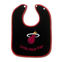 Full Color NBA Team Body Snap Bibs (Set of 2) - Thumbnail 2