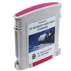 Insten HP 940XL Magenta Ink Cartridge - Thumbnail 2