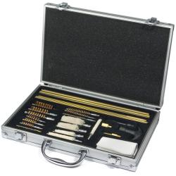 Barska 27-piece Professional Gun Cleaning Kit with Aluminum Case