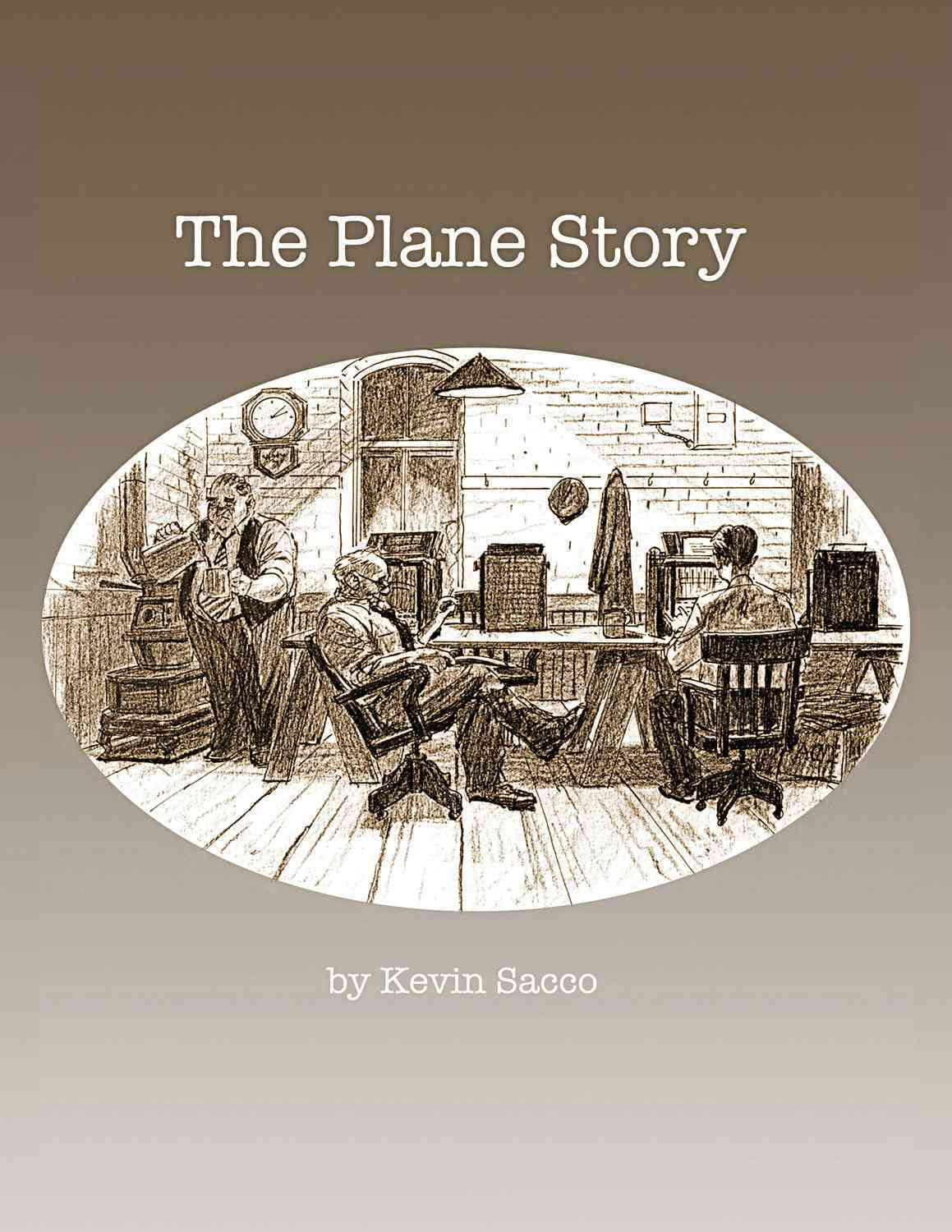 The Plane Story (Paperback)