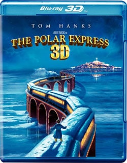 The Polar Express: 3D (Blu-ray Disc)