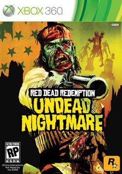 Xbox 360 - Red Dead Redemption - Undead Nightmare
