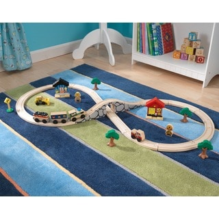 KidKraft Figure 8 Train Set