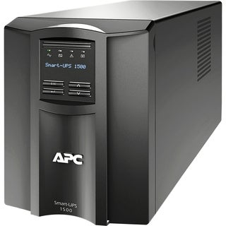 APC Smart-UPS SMT1500I 1500 VA Tower UPS - International Version