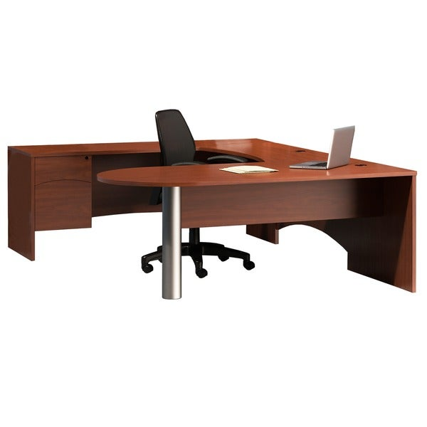 Mayline Brighton 4-piece Desk