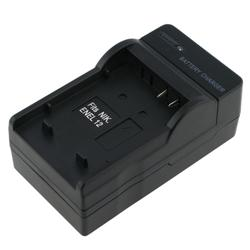 Insten Compact Battery Charger Set/ Lithuim-ion Battery for Nikon EN-EL12 - Thumbnail 2