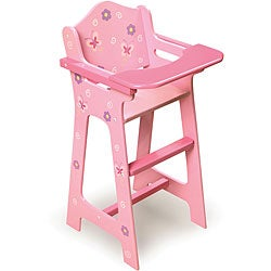 Badger Basket Doll High Chair