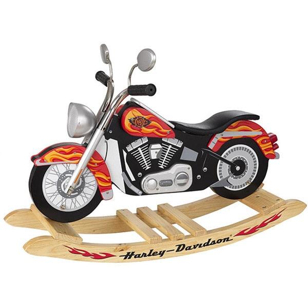Ordinaire KidKraft Harley Davidson Roaring Rocker
