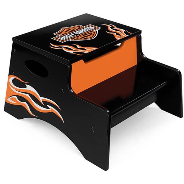 Kidkraft Harley Davidson Flames Step N Store Free