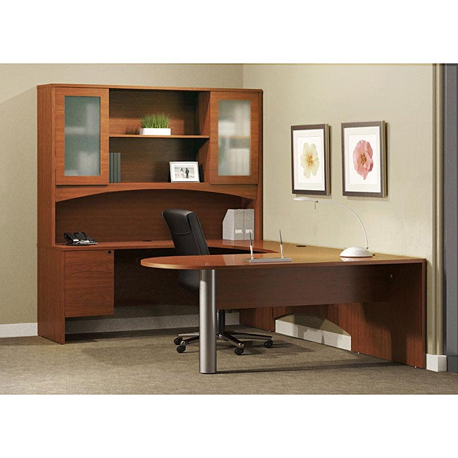 Mayline Brighton 5-piece Desk - Thumbnail 0