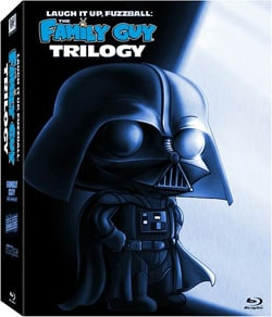 Family Guy: The Star Wars Trilogy (Blu-ray Disc)