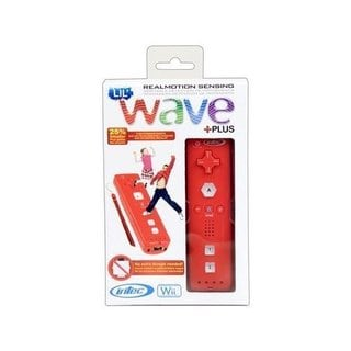 Wii - Lil' Wave Plus - Red