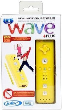 Wii - Intec G5706 Lil' Wave Plus Wii Remote