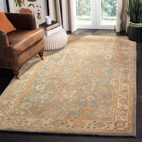 Safavieh Handmade Antiquity Wilda Traditional Oriental Wool Rug