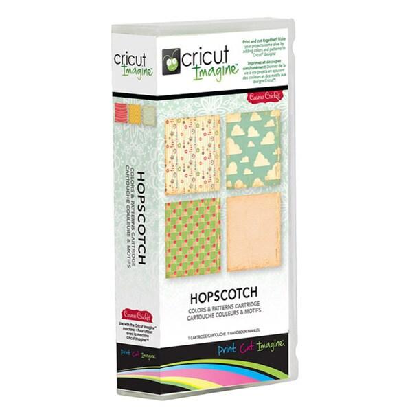 Cricut Imagine Hopscotch Colors and Patterns Cartridge