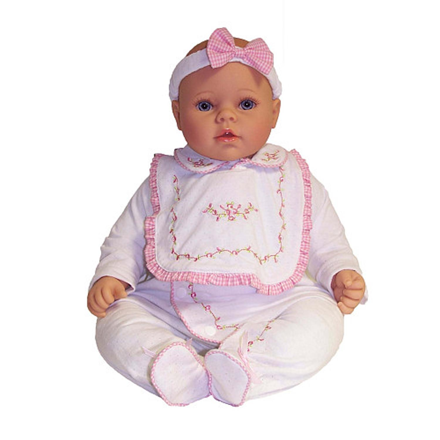 Molly P. Original 18-inch Addison Baby Doll - Thumbnail 0