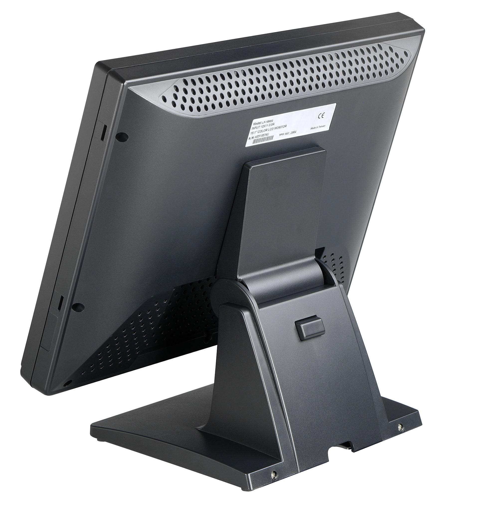Black LP-15A36U  Touch Screen Monitor