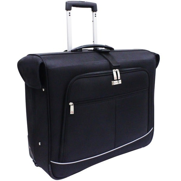 Traveler's Choice Vienna 44-inch Traditional Wheeled Garment Bag