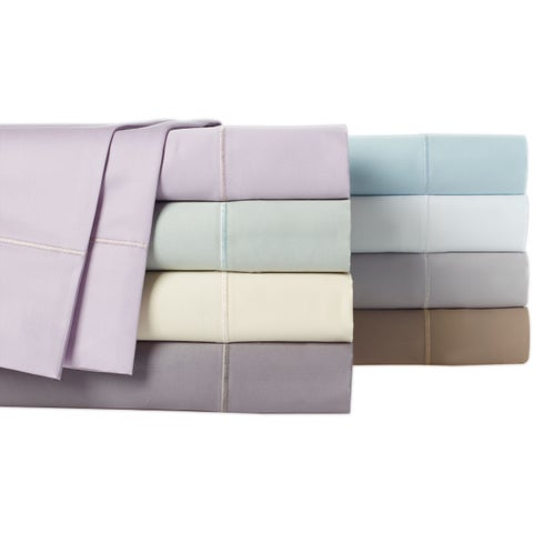 Solid Colored Egyptian Cotton 1000 Thread Count 4-piece Sheet Set