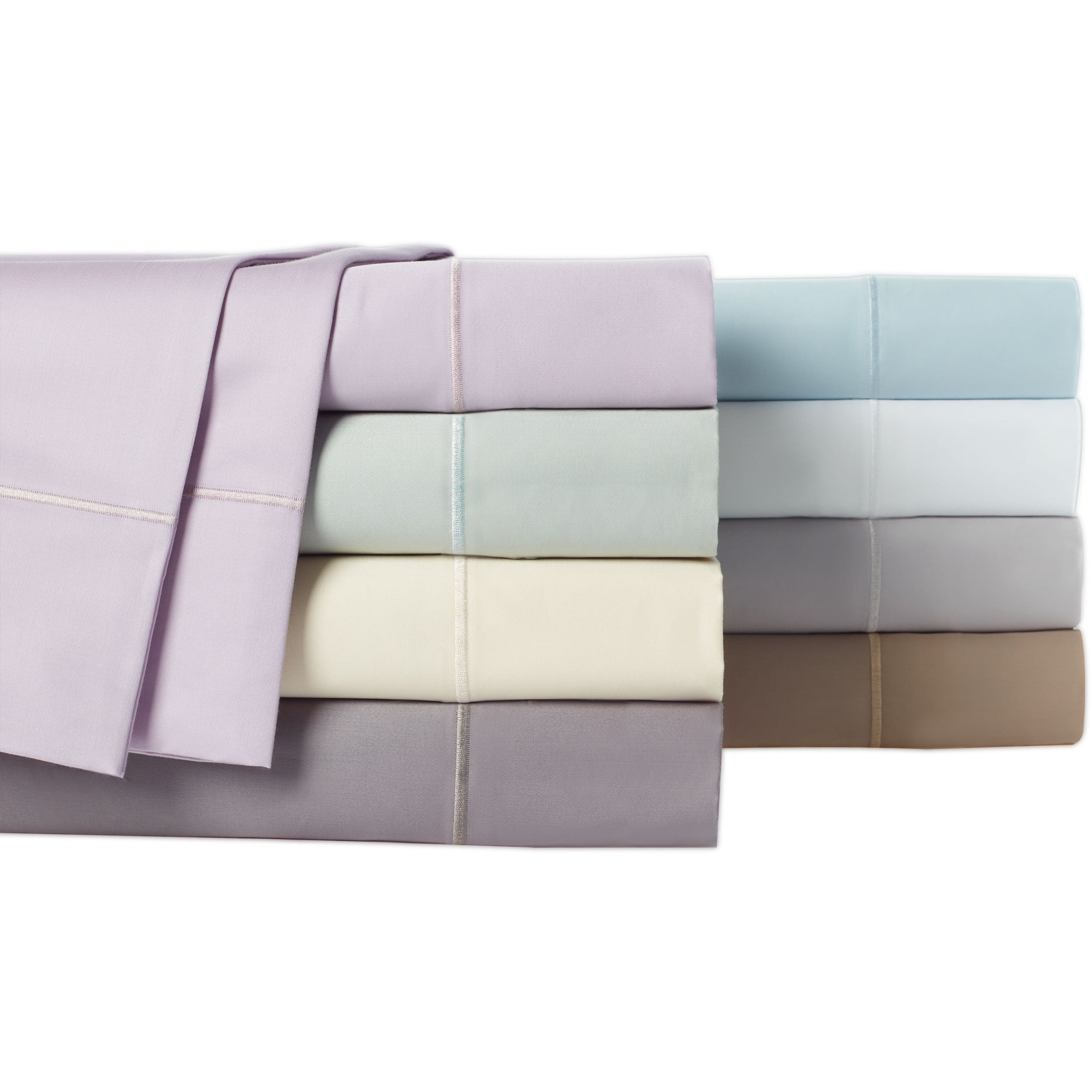 Bedding Items Egyptian Cotton 1000 Thread Count All Sizes Lilac Solid