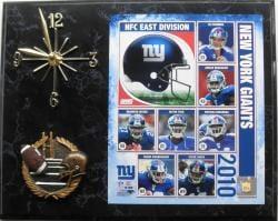 New York Giants Clock