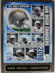 San Diego Chargers Photo Plaque - Thumbnail 2