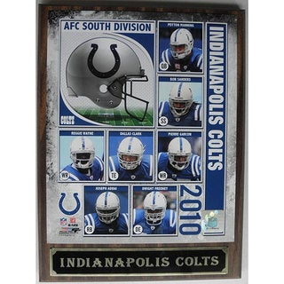Indianapolis Colts Photo Plaque