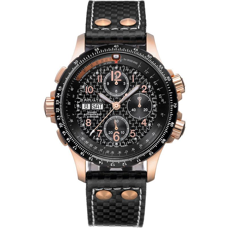 Hamilton Men's Khaki X-Wind Chronograph Watch