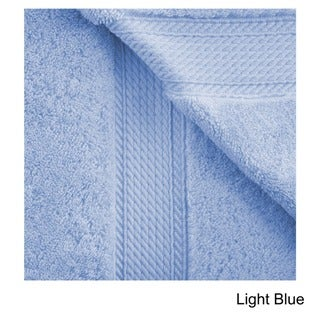 Superior Collection Luxurious 900 GSM 100-percent Premium Long-staple Combed Cotton 6-piece Towel Set