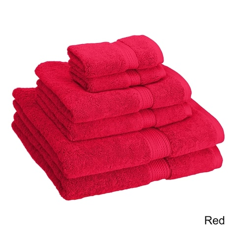 Superior 900 GSM Egyptian Cotton 6-Piece Towel Set