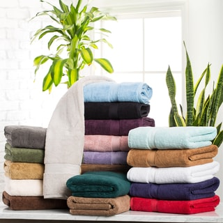Link to Superior 900 GSM Egyptian Cotton 6-Piece Towel Set Similar Items in Towels