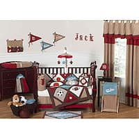 Sweet Jojo Designs All Star Sports 9-piece Crib Bedding Set