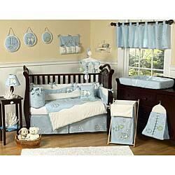 Sweet Jojo Designs Fish 9-piece Crib Bedding Set|https://ak1.ostkcdn.com/images/products/5298456/Sweet-Jojo-Designs-Fish-9-piece-Crib-Bedding-Set-P13109453.jpg?impolicy=medium