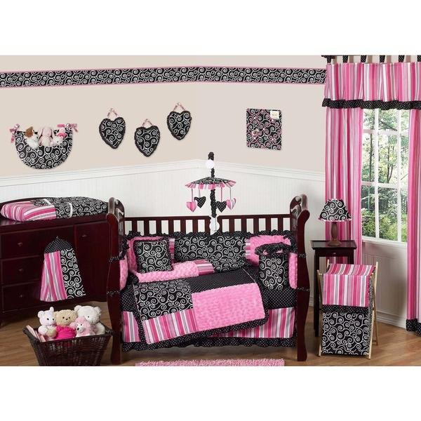 Sweet Jojo Designs Madison 9-piece Crib Bedding Set