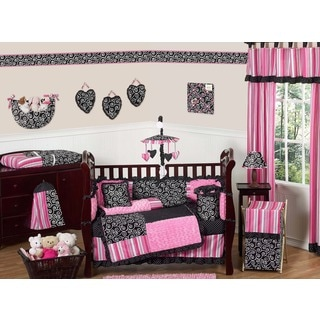 Sweet Jojo Designs Madison 9-piece Crib Bedding Set