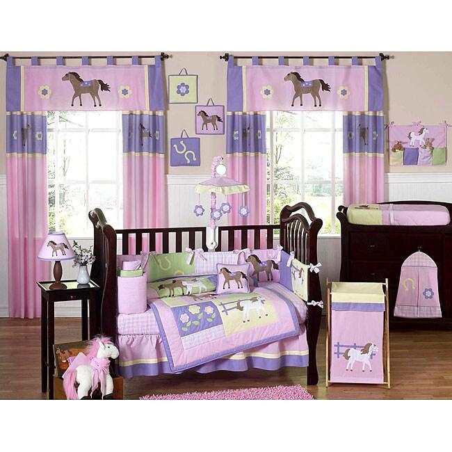 Sweet Jojo Designs Pony-9
