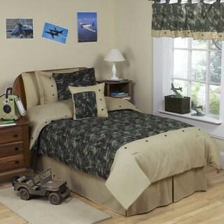 Sweet JoJo Designs Camo Comforter Set