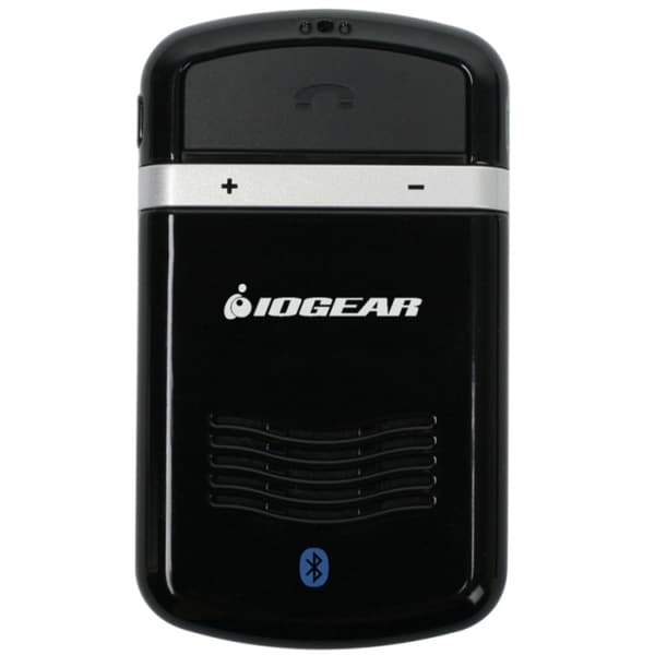 IOGEAR GBHFK231W6 Wireless Bluetooth Car Hands-free Kit - USB
