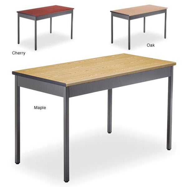 Ofm 24 X 48 Inch Utility Table