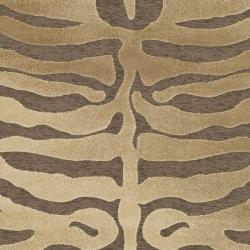 Safavieh Paradise Tiger Brown Viscose Rug (8' x 11' 2 ) - Thumbnail 2