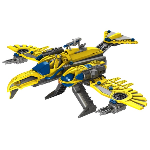 Mega Bloks Deluxe Dual-blast Dragon Hunter
