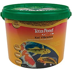Tetra Koi Vibrance Sticks 3.08-lb Bucket Fish Food