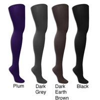 57ae3d0f96ffd9 Shop MUK LUKS Women's 2 Pair Pack Patterned Microfiber Tights ...