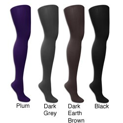 Muk Luks Women's 'Izabella' Microfiber Tights