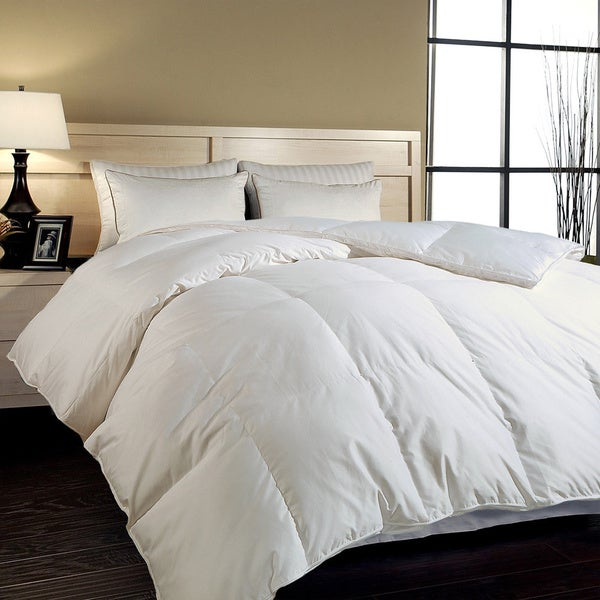 af2ba40b77 Shop Hotel Grand Naples 700 Thread Count Hungarian White Goose Down  Comforter - On Sale - Free Shipping Today - Overstock - 53013