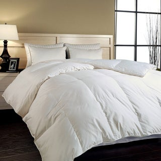 Hotel Grand Naples 700 Thread Count Hungarian White Goose Down Comforter (3 options available)