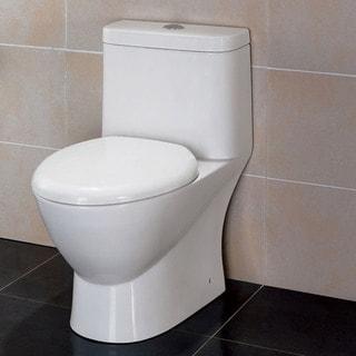 Ariel Platinum TB346 'Adriana' Dual Flush Toilet
