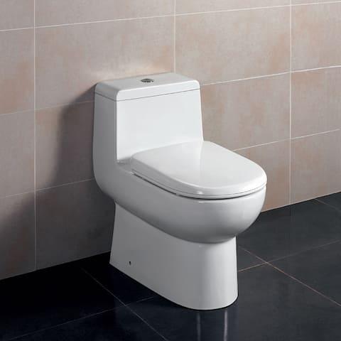Ariel Platinum TB351 'Camilla' Dual Flush Toilet