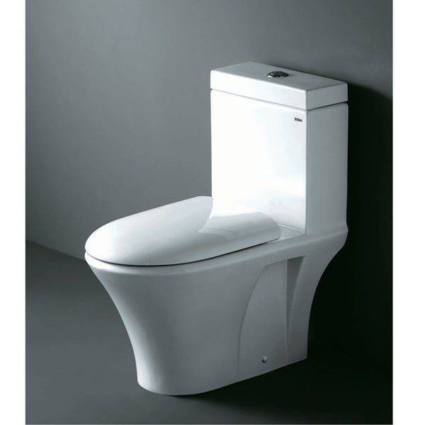 Shop Royal Co 1003 Milano Dual Flush Toilet Free