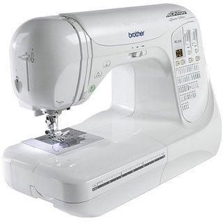 Brother Project Runway Computerized PC210PRW Limited Edition Sewing Machine